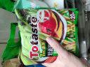 土斯(Totaste) 香蕉牛奶味棒形饼干 浓郁奶香 酥脆可口 休闲零食蛋糕甜点心小吃 128g 实拍图