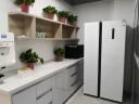 西门子(SIEMENS) 502升 对开门冰箱双开门 风冷无霜 纤薄款 KA50NE20TI 晒单实拍图