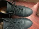 Clarks其樂女鞋高幫休閑平底系帶短靴踝靴女Hale Rise. 深灰色261358474 38 實拍圖