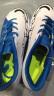 YITU足球鞋新款AG/TF比賽長釘碎釘短釘室內外男女子兒童成人跑步運動球鞋 綠色長釘 38 實拍圖
