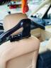 快美特(CARMATE)車用晾衣架 車載車內衣服西裝架 汽車用品EXQ101C 黑色 實拍圖