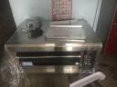 樂創(lecon) 烤箱商用燃氣烤爐蛋糕面包蛋撻披薩大型烘爐焗爐烘焙 【燃氣 一層二盤】 實拍圖