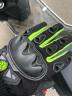 賽羽SCOYCO越野摩托車防摔手套四季款透氣騎士裝備電動車騎行手套MC44 MC29 綠色 全指款 XL 實拍圖