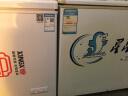 星星(XINGX) 219升 商用家用冰柜  冷藏冷冻转换冷柜 单温单箱冰柜 顶开门冰箱 BD/BC-219E 晒单实拍图