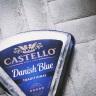 丹麦蓝波奶酪芝士danish blue cheese三角形芝士块蓝纹奶酪臭 重奶油 蓝波芝士三角 实拍图