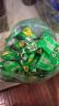 马来西亚原装进口零食迷你mico小黑饼干夹心奶油mini儿童曲奇休闲超市零食品幼儿园分享一袋376g 柠檬味(绿) 1袋376g(约74-80小包) 实拍图