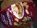 土斯(Totaste) 番茄味棒形饼干 酥脆可口 独立包装 休闲零食蛋糕甜点心小吃 128g 实拍图