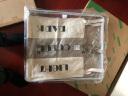 歐潤哲 臟衣籃 3格牛津布鋁制X型免安裝衣物分隔收集籃 實拍圖