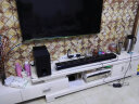 AMOI/夏新 回音壁藍牙木質小米電視音響5.1家用客廳無線組合低音炮音箱 旗艦版(單條回音壁+低音炮+雙U段話筒) 實拍圖
