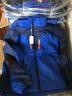 南極人(NANJIREN)沖鋒衣褲男女三合一兩件套防風防水透氣保暖戶外登山滑雪服 【推薦】男灰色 XL 實拍圖