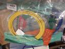 山澤(SAMZHE)超五類網線 CAT5e類高速百兆網線 3米 工程/寬帶電腦家用連接跳線 成品網線 藍色 SZW-1030 實拍圖