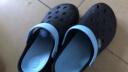 回力洞洞鞋夏季新款男款沙灘鞋透氣拖鞋涼鞋 049 WXL-1066 黑色 39 實拍圖