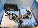 雅得(ATTOP TOYS) 遙控飛機 兒童玩具阿凡達戰機四通道帶陀螺儀直升機航模型兒童玩具 YD-718 實拍圖