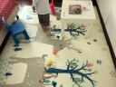 迪士尼 爬行墊XPE雙面折疊環保寶寶 加厚1.5CM 嬰兒爬爬墊 兒童地墊2米*1.8米 米奇+維尼XPE200*180折疊款1.5cm 實拍圖