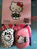 TangleTeezer 跨界合作款 Hello Kitty美發梳禮盒(便攜款Hello Kitty黑色波點+便攜款Hello Kitty粉色波點) 實拍圖