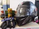 維邁通藍牙耳機V3 V6 V8摩托車頭盔藍牙耳機防水裝備k線底座耳麥套件 V8 實拍圖