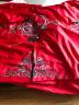 水星家紡 婚慶六件套 60S長絨棉全棉結婚套件床單被罩被套 今生摯愛 加大雙人1.8米床 實拍圖