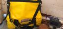 LOBOO蘿卜摩托車后尾包防水騎士裝備包摩旅騎行后座包行李包駝包 40升黃色+快拆綁帶 均碼 實拍圖
