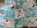 象寶寶(elepbaby)兒童被子幼兒園被褥全棉嬰兒被春秋幼兒園被子120X150CM(小鹿斑比) 實拍圖