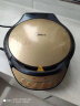 美的(Midea)電餅鐺家用煎烤機早餐機烙餅機雙面懸浮加熱WJCN30D 實拍圖