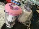 九陽(Joyoung)料理機家用多功能雙杯榨汁機研磨榨汁杯嬰兒輔食機絞肉機攪拌機果汁機小米糊 JYL-C50T 實拍圖