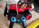 DZDIV 遙控車 越野車兒童玩具大型遙控汽車模型耐摔配電池可充電3030 綠色 實拍圖