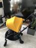 2019款 BUGABOO BEE5 博格步轻便双向 一体折叠 可坐可躺婴儿推车 0-36个月 2019新款混色限量款 黑色车架