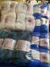 衣織都繡 寶寶線芭比絨 嬰兒童毛線蠶絲蛋白絨奶棉線寶寶毛線 正品寶寶絨線 24淺寶藍 實拍圖