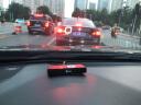 心無止鏡(XINWUZHIJING)A500HUD抬頭顯示器汽車通用OBD行車電腦駕駛輔助速度高清投影儀 實拍圖