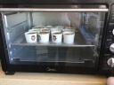 美的(Midea)家用電烤箱臺式 38升大容量 多功能家庭烘焙蛋糕面包烤爐箱 MG38CB-AA 實拍圖
