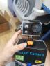 史歷克運動相機4K水下潛水戶外高清攝像機8G內存版防水30米航拍行車記錄儀2英寸大屏帶wifi 黑色+32G卡高速存儲卡+頭戴套+包 實拍圖