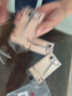 芬齡不銹鋼美容剪三件套(眉剪+工具剪+鼻毛剪)化妝剪眉剪雙眼皮貼假睫毛 實拍圖
