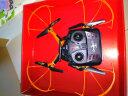 雅得(ATTOP TOYS)遙控飛機 大型四軸無人機一鍵氣壓定點定高可加航拍 兒童玩具航模型 A10橙色 實拍圖