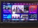 小度電視伴侶 小度在家電視版 回音壁 Hi-Fi音質智能音箱 4K高清電視機頂盒 人工智能家庭影院 三合一 實拍圖