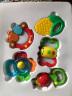 澳貝(AUBY)兒童寶寶牙膠搖鈴玩具0-1歲放心煮搖鈴5pcs禮盒(新舊配色隨機發貨)461516 實拍圖