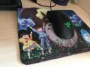 新盟鼠標墊個性創意卡通超可愛小號防滑動漫lol加厚女生游戲筆記本電腦大辦公桌墊電競粗面 大胖貓(260mm*210mm*3mm) 實拍圖