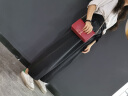 JISWENA海囤全球購女包單肩斜挎時尚潮流新品奢侈品包包品牌大牌熱賣海豚全球 J181004027S酒紅色 實拍圖