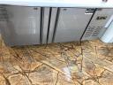 志高(CHIGO)冷藏工作臺 商用保鮮工作臺 廚房不銹鋼冰箱冰柜定制平冷操作臺水吧臺 奶茶店設備全套 長1.2M-寬0.6M-高0.8M(冷凍) 實拍圖
