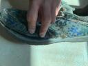 新式07a迷彩作訓鞋超輕迷彩跑步鞋軍訓登山徒步解放鞋軍訓鞋作戰靴 超輕升級款07作訓鞋 43 實拍圖