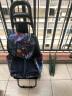 購物車老年買菜車手拉車爬樓梯小拉車多功能可折疊購物袋便攜式拉桿車老年人代步手推車行李車帶輪拖車 向往生活【水晶軸承三輪+加固底板】 實拍圖