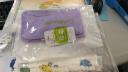 南極人(Nanjiren)6條裝口水巾嬰兒6層紗布毛巾非濕巾寶寶洗臉巾面巾小方巾兒童手帕手絹可洗  30*30 實拍圖
