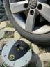 米其林(MICHELIN) 車載充氣泵 數顯電動充氣泵 帶放氣閥 小型便攜式打氣泵 數顯胎壓充氣泵 4387ML 實拍圖