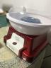 威恒 棉花糖機 創意兒童節情人禮物 電動迷你兒童棉花糖機家用電器可做硬糖棉花糖機六一兒童節 NY-G450 實拍圖
