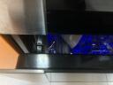 西門子(SIEMENS)100升家用消毒柜碗柜 二星級嵌入式立式消毒柜 碗籃可拆卸觸控版 HS363510W 實拍圖