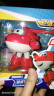 奧迪雙鉆(AULDEY)超級飛俠益智玩具大變形機器人-樂迪 男孩女孩玩具生日禮物 710210 實拍圖