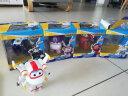 奧迪雙鉆(AULDEY)超級飛俠益智玩具大變形機器人-小愛 男孩女孩玩具生日禮物 710240 實拍圖