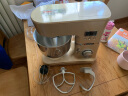 海氏(Hauswirt)廚師機料理機全自動家用和面包機多功能揉面機打蛋器HM740 實拍圖
