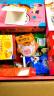 七夕情人节休闲零食大礼包一整箱送女友生日礼物饼干蛋糕面包膨化食品零食礼盒装 B款【皇家大狗粮】礼盒 实拍图