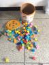 銘塔148粒城市場景積木 嬰幼兒童玩具木制質寶寶男孩女孩拼裝拼圖 1-2-3歲智力啟蒙大顆粒桶裝生日禮物 實拍圖