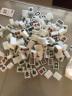 尚客誠品麻將牌 42mm白玉色麻將牌特大號 一體成型 色澤溫潤 實拍圖